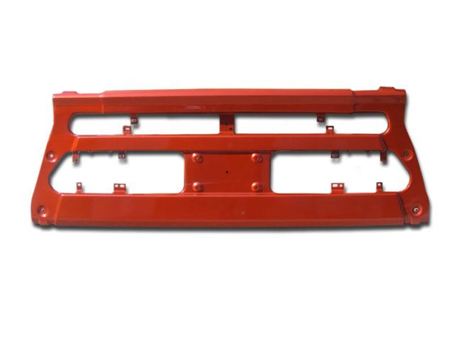Steel Truck Cabins Part Of Front Metal Bumper For Dongfeng Tianlong