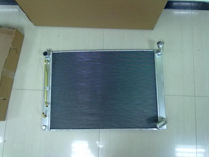 Complete Pure Aluminum Car Radiator Spare Part For Toyota Harrier ACU30 2AZ