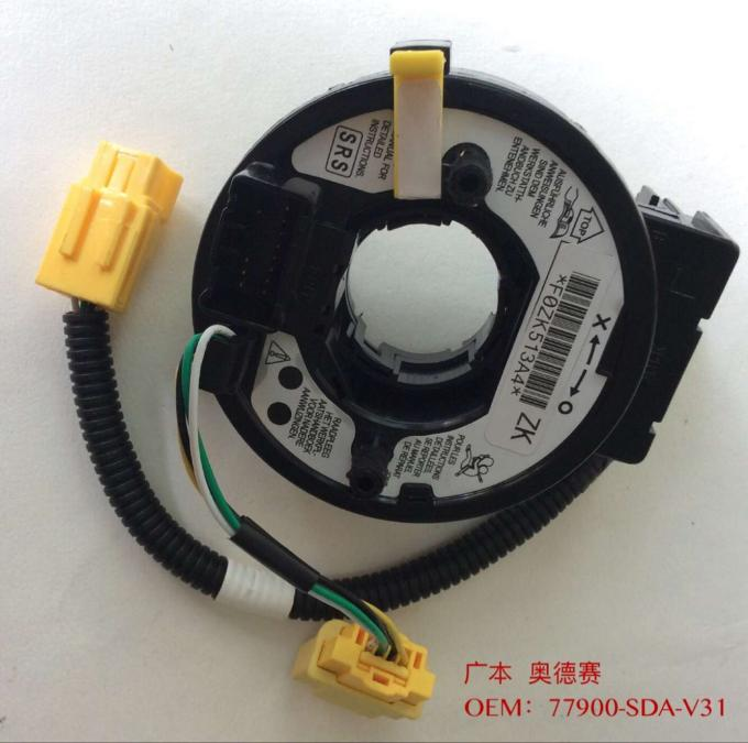 Honda Spiral Cable Sub - Assy Clock Spring SRS Airbag Cable Replacement