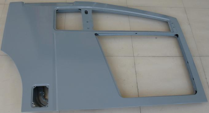 Orginal OEM Red Steel Truck Cabin Of Door Panel For Iveco Hongyan
