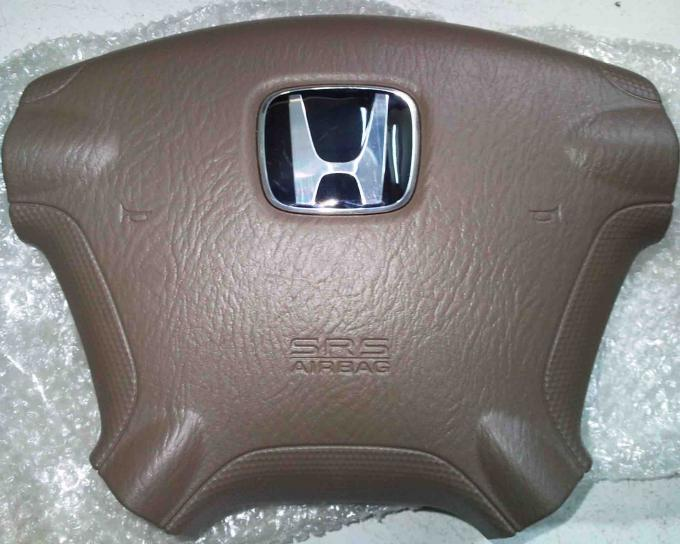 Plastic Honda Spare Parts Injected SRS Airbag Cover And Airbag Assy Complete