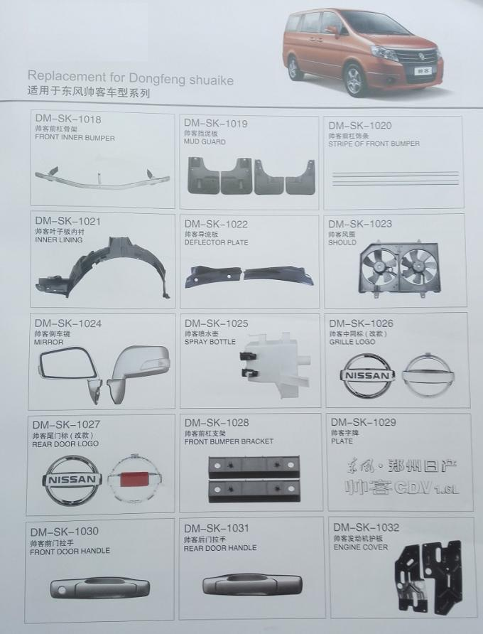 Replacement Car Body Parts of Head Lamp Head Lamps Head Lights For ...