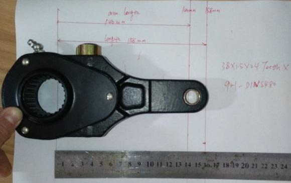 India Market Hot Sales TATA Body Spare Parts Of Slack Adjuster Replacement