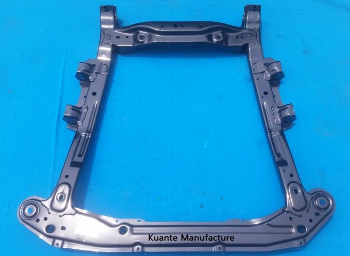 Car Metal Parts Crossmember Engine Cradle And Radiator Support Bumper Rein