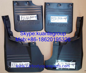 China Toyota Landcruiser Pickup FJ70 Vehicle Mud Flaps 4 Pieces / Sets supplier