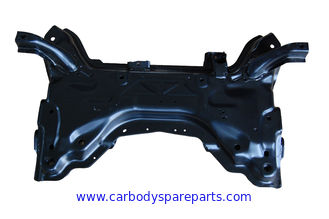 China Front Engine Axle Car Steel Alloy Crossmember Replacement For Peugeot 307 2.0L supplier