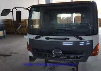 China Steel Truck Cabins Complete Assy and Truck Driving Hub Frame For Hino 500 Replacement supplier