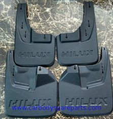 China Toyota Hilux Revo 2015 2016 Rubber Mud Flaps 76625-0K270 76626-0K270 supplier