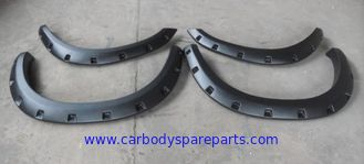 China Car Accessory of Rubber Wheel Brow ABS Blister Fender Flare For Dodge Ram 1500 2500 3500 2009 - 2014 supplier