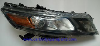 China PP PE ABS Honda Car Parts / Auto Headlight for Honda Accord Crosstour 2010-2011 HO2503140 33101-TW0-H01 33151-TW0-H01 supplier