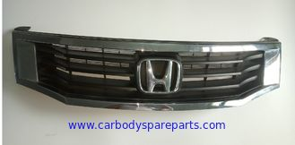 China 2008 2009 2010 Honda Accord Car Parts Chrome Front Radiator Grille HO1200189 71121-TA0-A00  71120-TA5-A000 supplier
