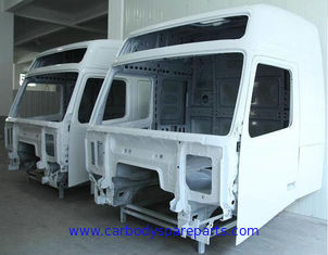 China Assembled Truck Cabins Set For Volvo FH12 And FH16 High Roof Complete Replacement supplier