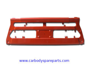 China Steel Truck Cabins Part Of Front Metal Bumper For Dongfeng Tianlong supplier
