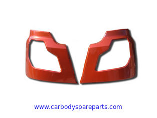 China Dongfeng Dalishen Truck Driving Cabin Part Of Headlamp Bracket Support supplier