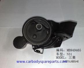 China Left Mitsubishi Space Wagon 1991 - 1998 N31 Grandis Savrin Car Body Spare Parts Engine Mount MB949465 supplier