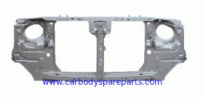 China Iron Car Radiator Support Frame Steel Replacement For Nissan Paladin 2003 - 62500-9S600 supplier