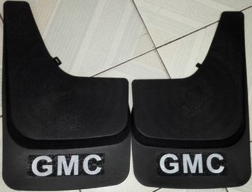 Good Quality Car Body Spare Parts & Personalized Black Automotive Mud Flaps For GMC Saudi Arabia Model on sale