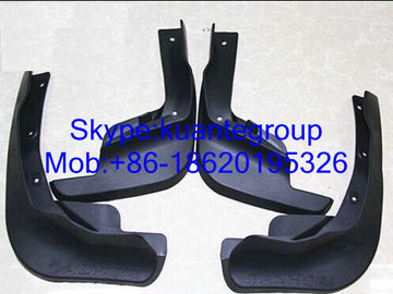 China Rear & Front Mudguard Car Mud Flaps Splash Guard Black 4PCS Fit For NISSAN QASHQAI 2015 distributor