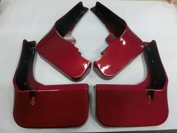 China Professional Red Painted Mud Guard , Toyota High Lander 2012 Mud Flaps distributor