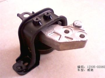 China Right Rubber And Metal Engine Mount Of Toyota Vios Car Body Spare Parts 12305-02060 factory
