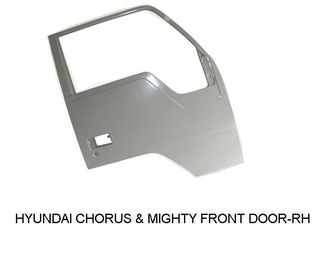 China Hyundai Mighty / Hyundai Chorus Front Right Automotive Doors Steel Replacement factory